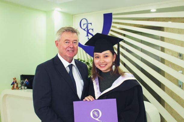 Học viên thành công của QTS