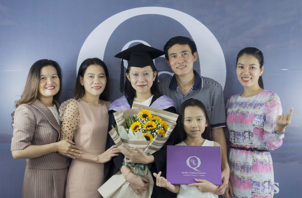 Học viên QTS Diploma